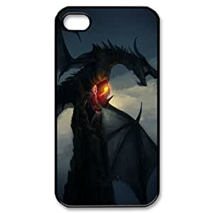 2015 hot dragons phone case For Iphone 4 4S case cover GHLR-T389573