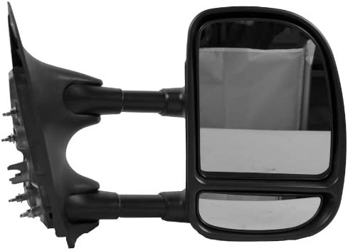 OE Replacement Ford Super Duty Pickup Passenger Side Mirror Outside Rear View Partslink Number FO1321213 Unknown