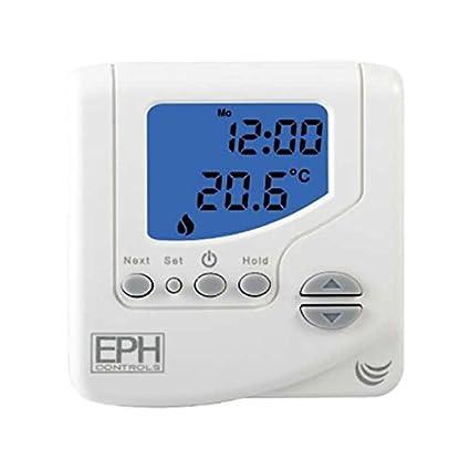 EPH cdtp Digital programable termostato de habitación ...