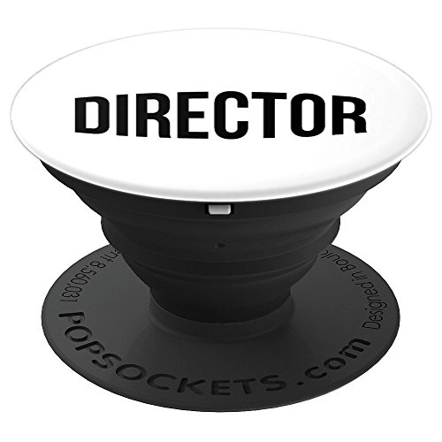 Director Film Student Halloween Funny Gift - PopSockets Grip and Stand for Phones and Tablets -