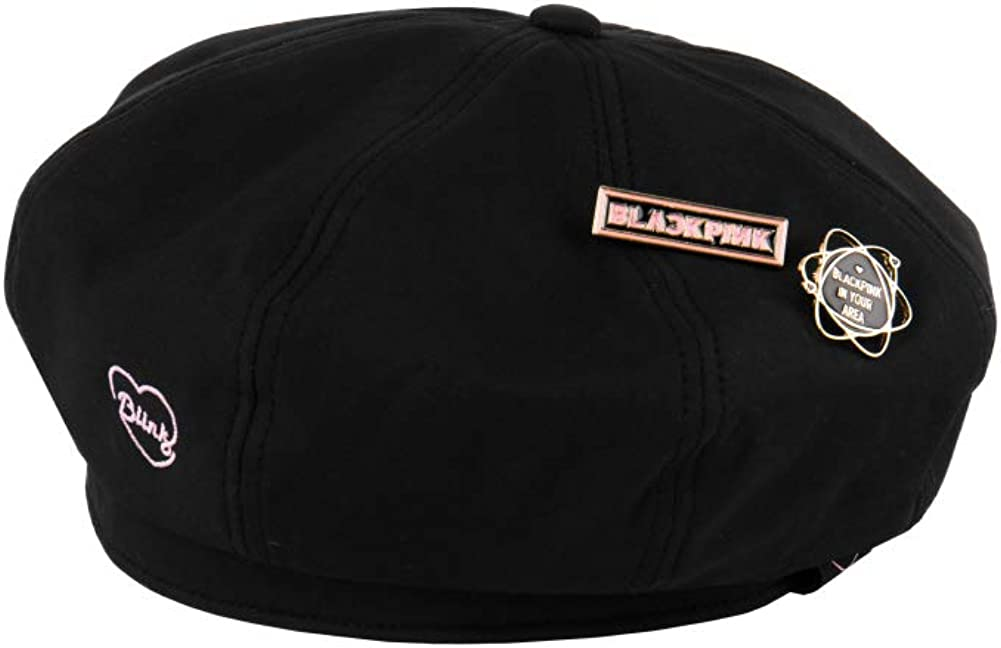 YG Entertainment Idol Goods Fan Products Select Blackpink CHAPTER1 Beret