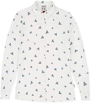 Musto Kingfisher - Camiseta para Mujer, UK14: Amazon.es: Deportes ...