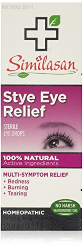 Similasan Healthy Relief Stye Eye Relief, Sterile Eye Drops, 0.33oz