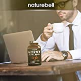 Maximum Strength Horny Goat Weed (Made with Organic Horny Goat) for Women and Men, 1550mg Per Serving, 120 Capsules, Powerfully Supports Energy and Performance, No GMOs and Made in USA