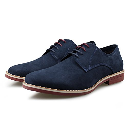 Lace Hawkwell Classic 1957 up navy Oxfords Shoes Lace Men's Dress Casual qtww76