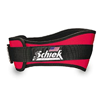 Schiek Nylon Lifting Belt – 6 Inch Large