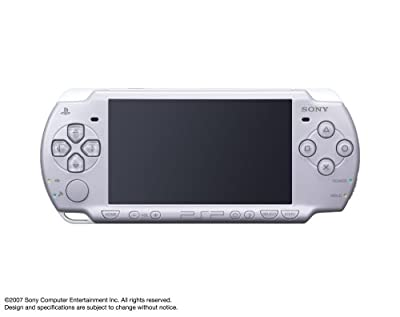 Sony PSP-2000LP PlayStation Portable Slim and Lite - Purple