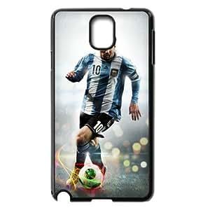 DIY Cover for Samsung Galaxy Note 3 Hard Plastic Case Barcelona F.C Lionel Messi