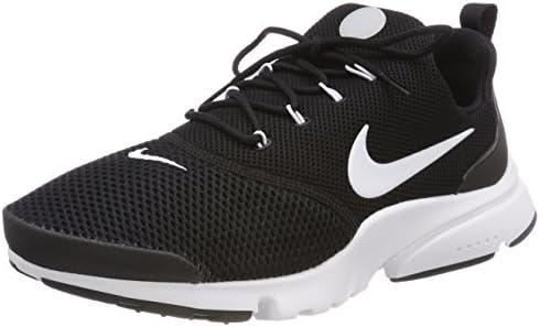 NIKE Presto Fly, Men's Sneaker, Black (BlackWhite Black 002