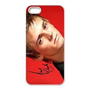 aaron carter Phone Case For HTC One M8 Cover Case