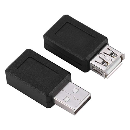 Cable Length: Black Computer Cables 10Pcs//Packs Multiple USB2.0 Adapters Micro//Mini Male Female Converters Connectors