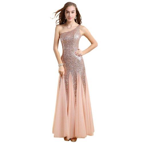 Eyekepper - Vestido - Noche - Sin mangas - para mujer Rosa - rosa