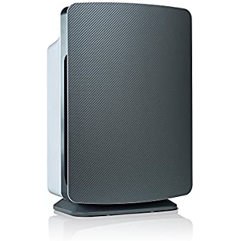 Alen BreatheSmart Customizable Air Purifier with HEPA-Pure Filter for Allergies and Dust (Carbon Fiber, 1-Pack)