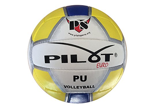 PS Pilot- Volley Ball Euro Hand Sewn 18 Pannel