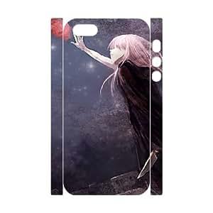 27 iphone 5 5s Cell Phone Case 3D Mirai Nikki gift pjz003-9347086
