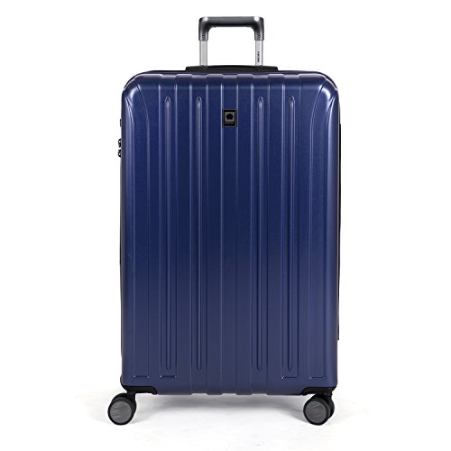 Delsey Luggage Helium Titanium 29 Inch Exp Spinner Trolley, Navy by DELSEY Paris