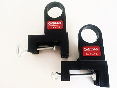 CaNibble BUNDLE - Professional Nibbler, Bench mounting clamps, replacement punches, replacement die and a straight and circle cutting attachment. by CaNibble (Image #6)