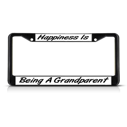 grandparents license plate frame - 2