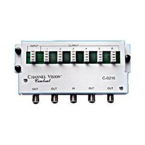 Channel Vision C-0216 Basic Service Modules
