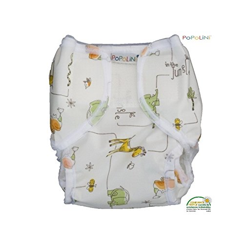 Popolini Popowrap Jungle XL Nappy wrap
