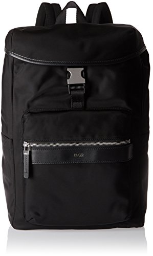 Schwarz Black W17 backp 42 01 wxhxd 10195633 x Men's cm 27 Backpack Digital L HUGO 16 8z7qaz