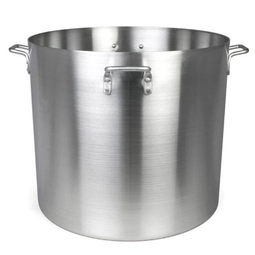- Thunder Group 120 Quart Aluminum Stock Pot