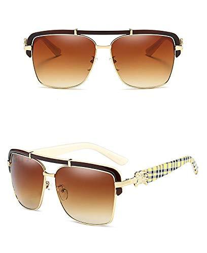 YXCCHZS Gafas De Sol Sunglasse para Hombre Marca De Lujo ...