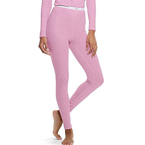 Duofold by Champion Originals 2-Layer Women's Thermal Underwear_Pink Heather_M