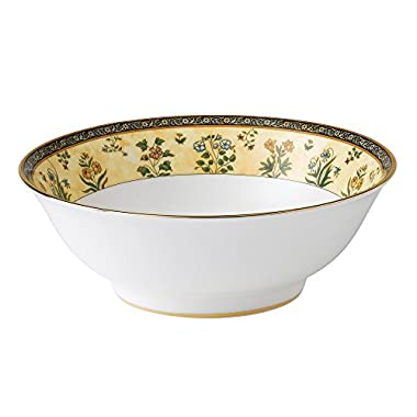 Wedgwood India Noodle Bowl, Cream