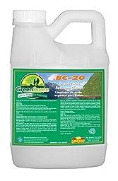Simoniz G1381004 Green Scene BC-20 Organic Acid Restroom Cleaner, 1 gal Bottles per Case (Pack of 4)