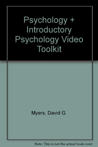 Psychology & Student Video Tool Kit for Introductory Psychology