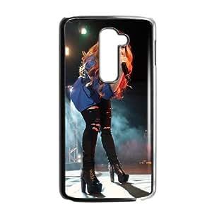 Demi Lovato LG G2 Cell Phone Case Black Gift pjz003_3400337