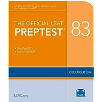 The Official LSAT PrepTest 83: (Dec. 2017 LSAT)