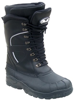 HJC Extreme Snow Boots - 12/Black
