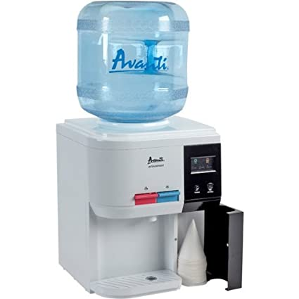 Amazon.com: Avanti WD31EC Table Top Thermoelectric Water Cooler ...