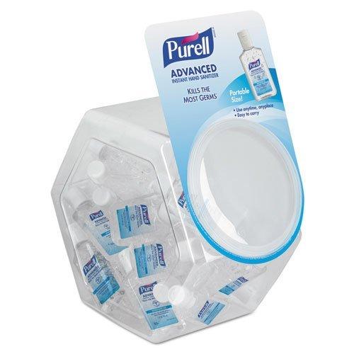 PURELL Advanced Instant Hand Sanitizer, 1 oz Bottles w/Di...