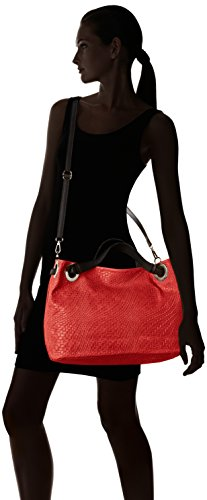 Rosso Chicca Red Bag 80059 Women's Body Cross Borse x8qw0F48U