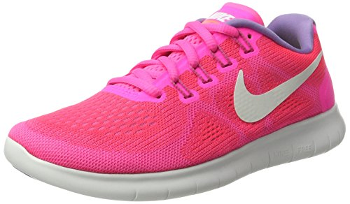 Nike Wmns Free RN 2017, Chaussures de Running Femme Rose (Rose Coureur /Explosion