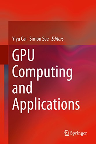 GPU Computing and Applications Pdf