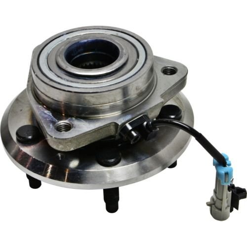 MAPM Premium XL-7 07-09/CAPTIVA SPORT 12-15 FRONT HUB ASSEMBLY, RH=LH, 4-Wheel ABS, FWD