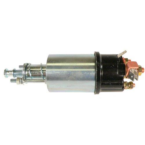 DB SLU6001 New 12 Volt 4 Terminal Solenoid For Lucas M50 ...
