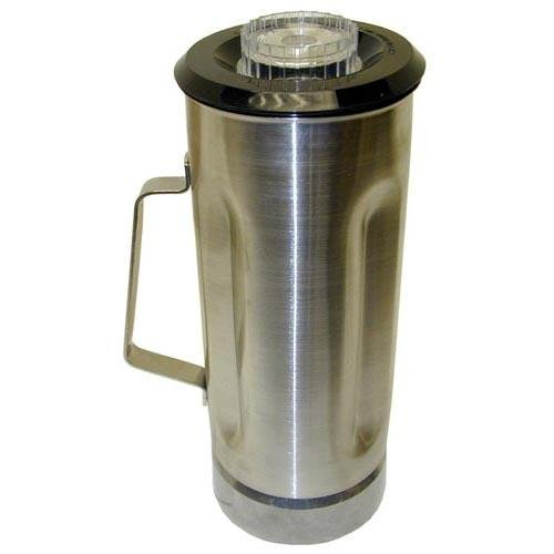 Waring CAC31 Stainless Steel Container with Vinyl Cover for Blender by Waring