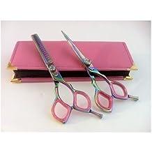 "Professional Hairdressing Hair Scissors shears THINNER 5.5"" TITANIUM JAPANESE"