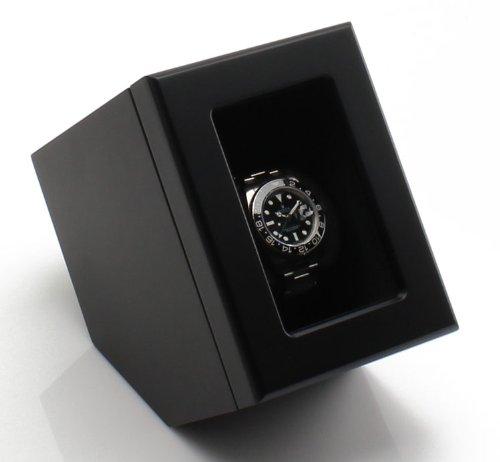 *Sale Price* Heiden Prestige Single Watch Winder - Black