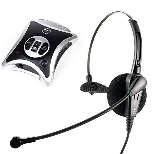 Avaya Lucent AT&T MLS-12, MLS-12D, MLS-18D Economic Noise Cancel Call Center Phone Headset System