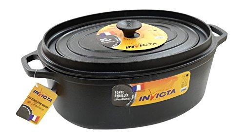 Cocotte ronde Invicta