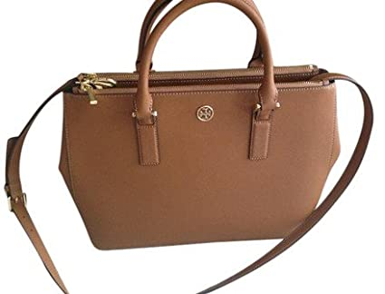 8ea987fa69e Amazon.com  Tory Burch 36897 Robinson Double Zip Tote Tiger s Eye   Everything Else