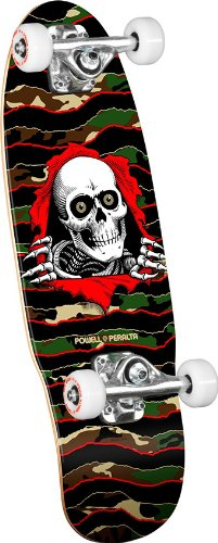 大好き Powell-Peralta Micro Ripper 05 Complete Skateboard, Ripper 05 Green/Black B00IZH0GI6/Red by Powell-Peralta B00IZH0GI6, イージーモンキー:1fc6d750 --- a0267596.xsph.ru