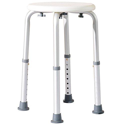 Adjustable Medical Bath Tub Bench Aid Shower Safety Support Stool