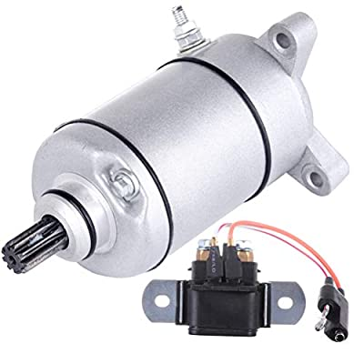 TUPARTS Starter Relay Starter Compatible for 2003-2006 Polaris Predator 500: Automotive